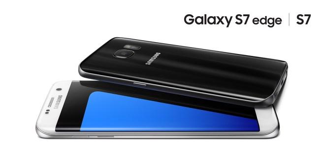Samsung Galaxy S7 et Galaxy S7 edge