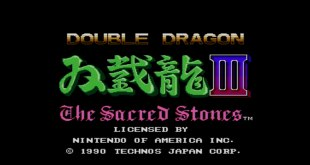 Double Dragon III (Wii U VC) - Nintendo eShop 18 février 2016