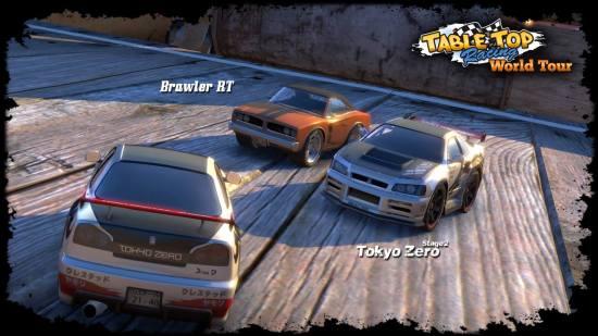 Table Top Racing: World Tour | PlayStation Plus mai 2016