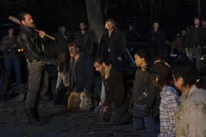The Walking Dead S06E16 - Negan
