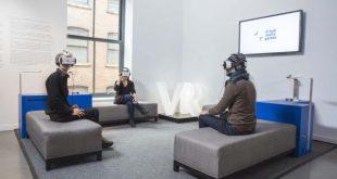 Jardin de la réalité virtuelle | Source: Centre Phi
