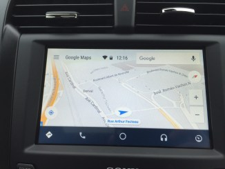 Google Maps - Android Auto