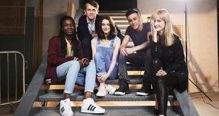 Les comédiens de la série Class | Source : BBC