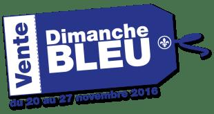 Logo du Dimanche Bleu