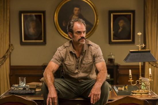 Simon (Steven Ogg)- The Walking Dead Saison 7 Épisode 5 - Photo: Gene Page/AMC