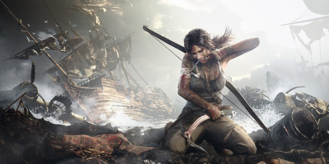 Illustration de Tomb Raider