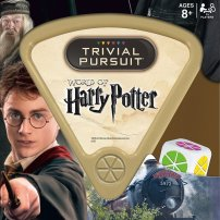 World of Harry Potter Edition Trivial Pursuit