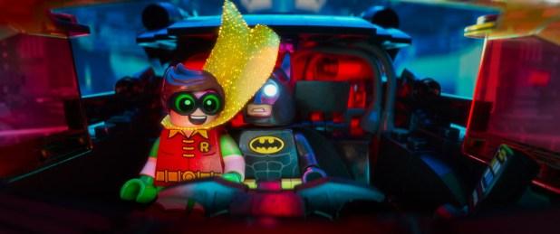 Cinéma 2017 Lego Batman