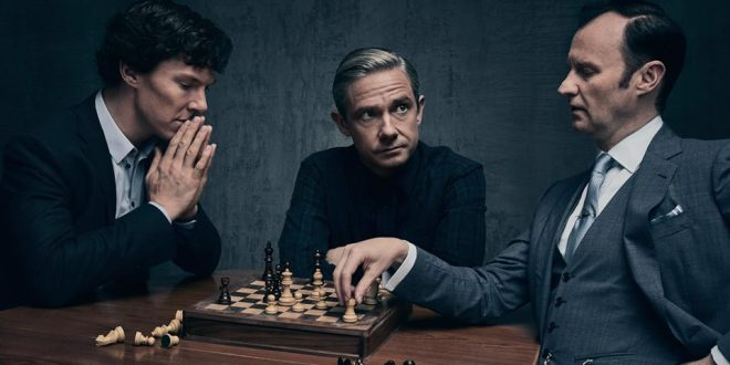 Sherlock : The Final Problem