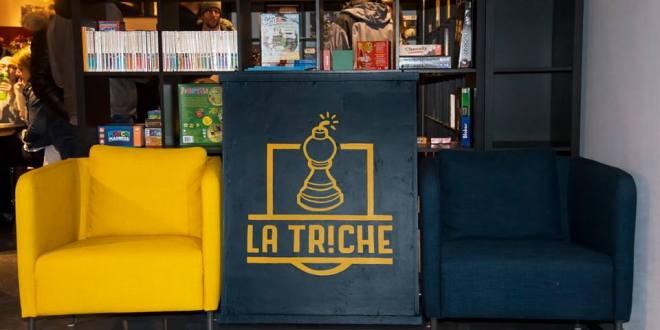 La Triche: Un Café Ludique a ouvert ses portes à St-Eustache