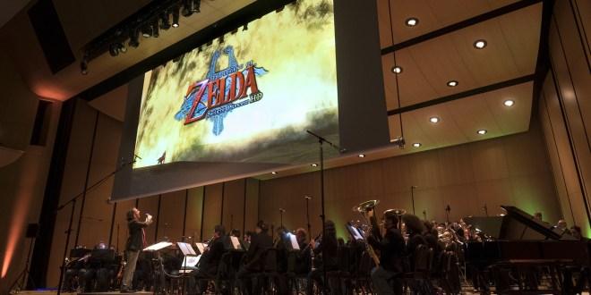 Retour sur le concert Zelda : Twilight Princess, un spectacle magique de l'Orchestre à Vents de Musiques de Films