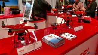 Des drones tout rouge!