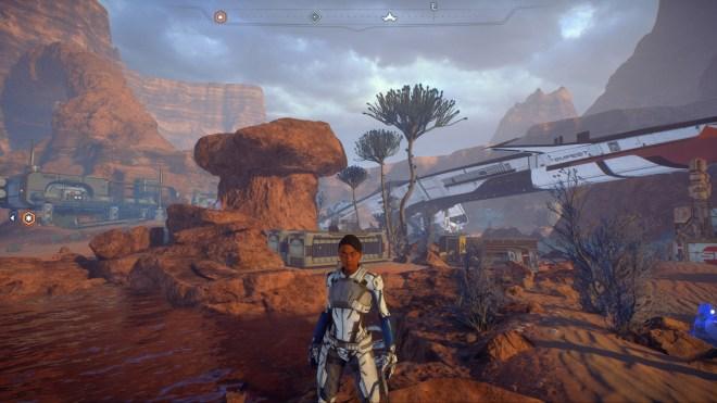 Le système de génération de personnage de Mass Effect Andromeda permet de créer un vaste assortiment d'êtres humains