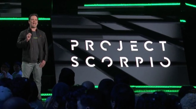 Phil Spencer - Project Scorpio