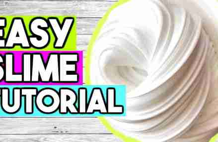 How to Make Slime – Best and Easy Ways to make a Slime at Home