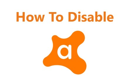 How To Disable Avast Antivirus On Your PC
