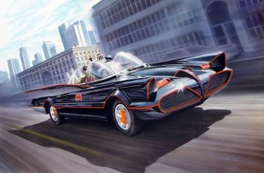 66' Batmobile by Alex Ross