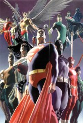 Justice League by Alex Ross