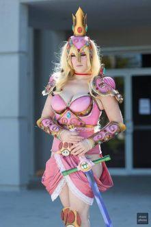 Princess Peach Cosplay 20