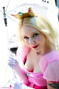 Princess Peach Cosplay 47