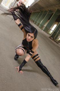 Psylocke Cosplay 1