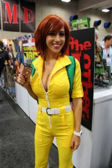 April Oneil Cosplay 1