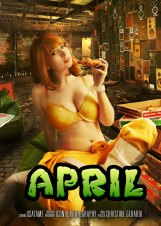 April Oneil Cosplay 25