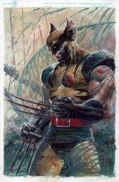 Ardian Syaf Wolverine Collage 1