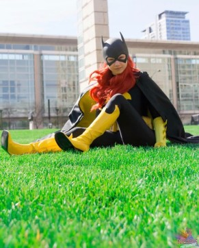 C2E2 2017 Cosplay - Batgirl 2
