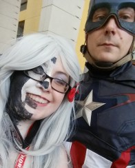 C2E2 2017 Cosplay - Captain America