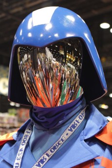 C2E2 2017 Cosplay - Cobra Commander