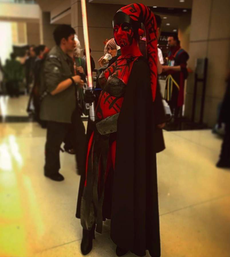 C2E2 2017 Cosplay - Darth Talon