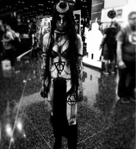 C2E2 2017 Cosplay - Enchantress 2