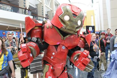 C2E2 2017 Cosplay - Iron Man
