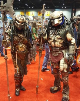 C2E2 2017 Cosplay - Predators 2