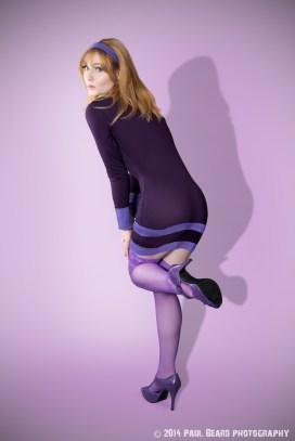 Daphne Cosplay 6