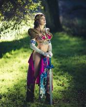 Fractal Fox as Slave Zelda