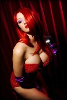 Jessica Rabbit Cosplay 22