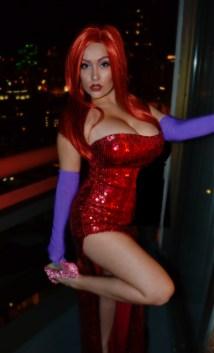 Jessica Rabbit Cosplay 31