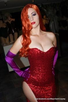 Jessica Rabbit Cosplay 32
