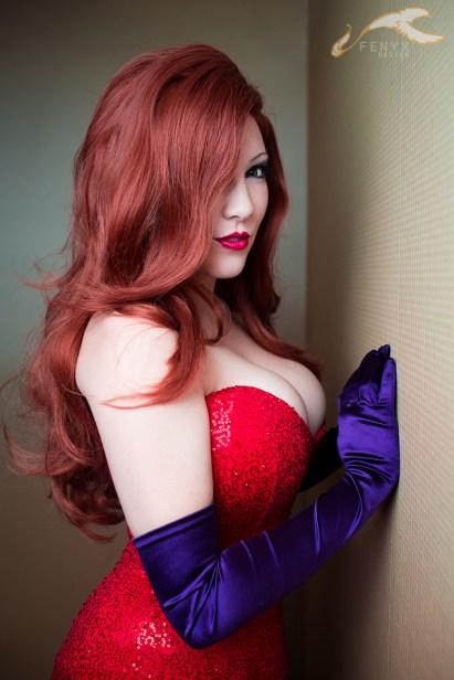 Jessica Rabbit Cosplay 49