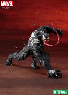 Kotobukiya Marvel Comics Venom ARTFX+ Statue 4