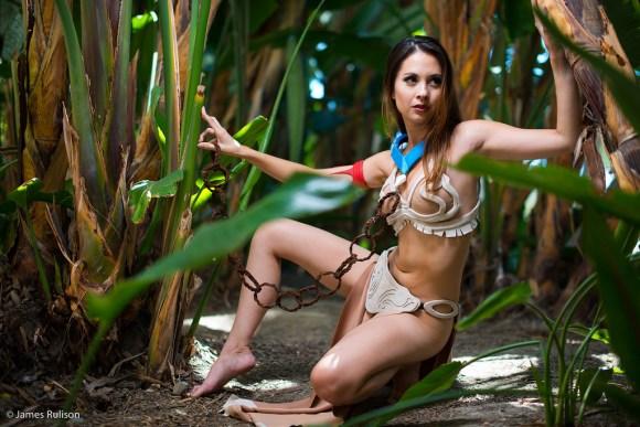 Pocahontas Leia Cosplay 3