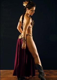 Princess Leia Cosplay 22