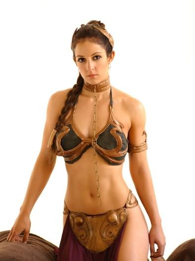 Princess Leia Cosplay 26