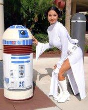 Princess Leia Cosplay 53