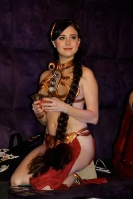 Slave Leia Cosplay 18