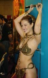 Slave Leia Cosplay 3