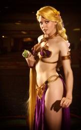 Slave Leia Cosplay 41