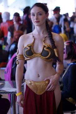 Slave Leia Cosplay 48